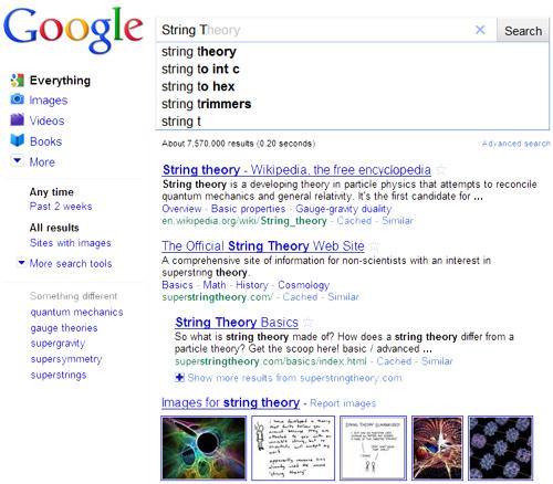 Google Instant Search SEO